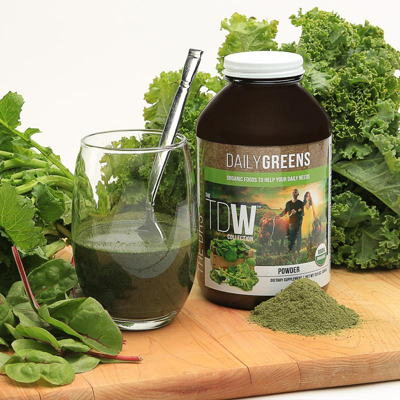 DAILY GREENS DRINK
