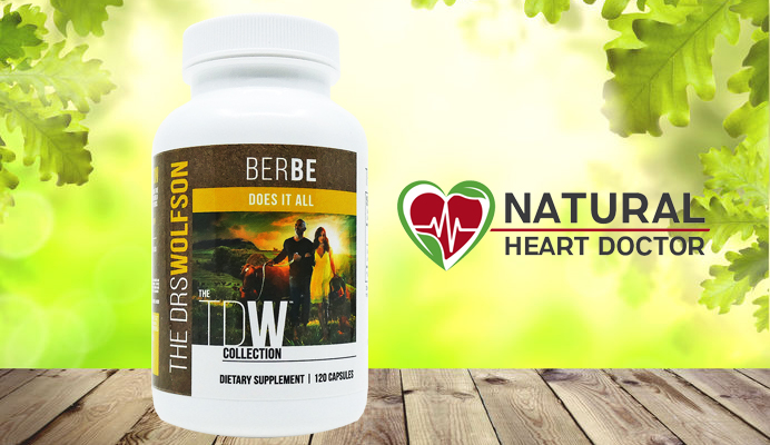 Berberine From The Natural Heart Doctor